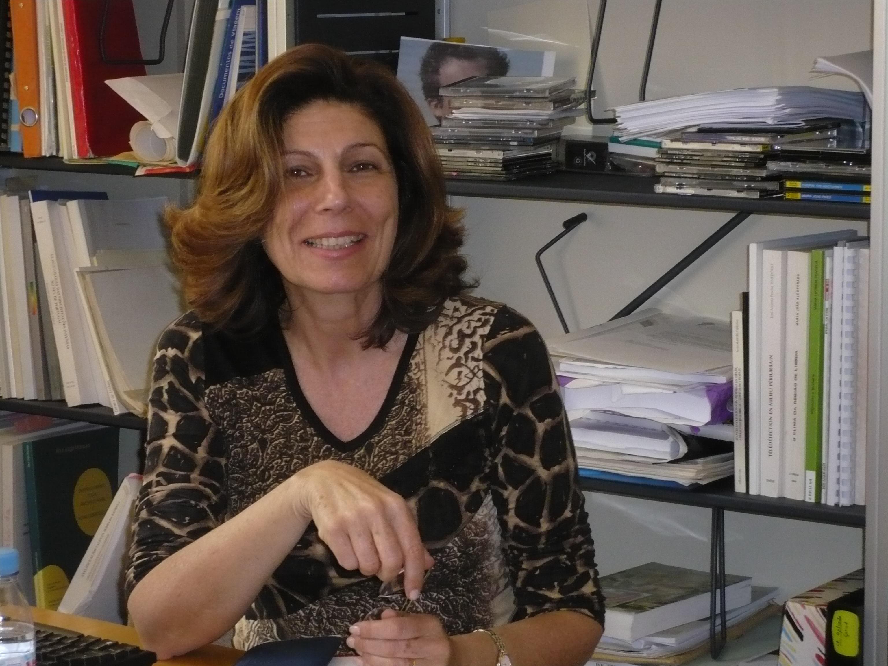Maria João Alcoforado