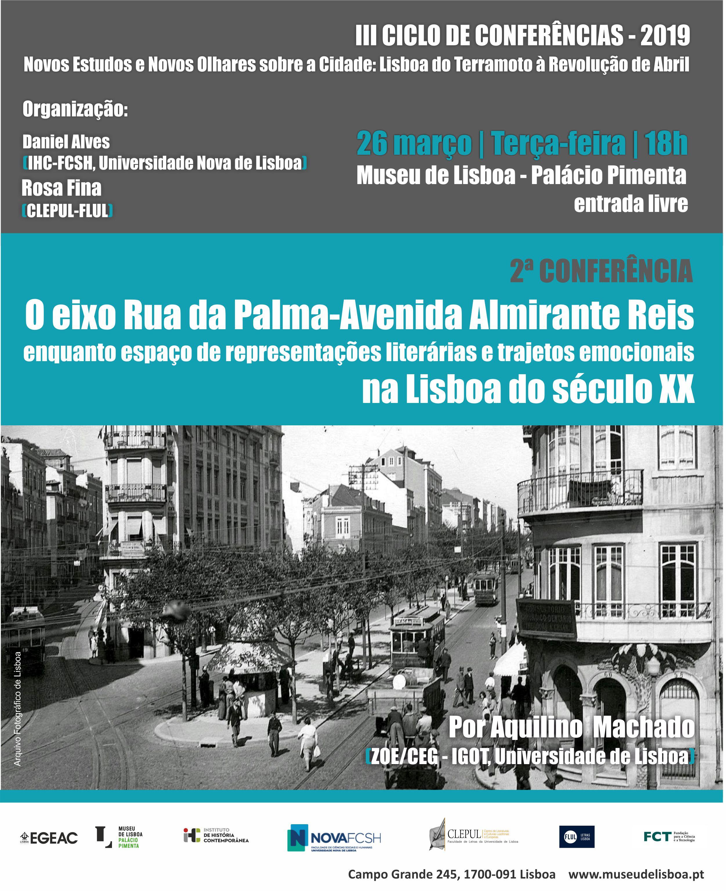 2ª conferência%2c Aquilino Machado