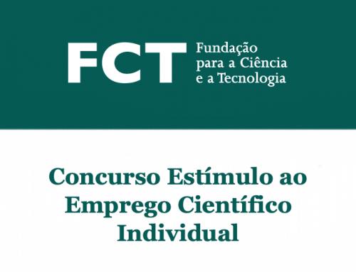 Expressão de Interesse: FCT – Concurso Estímulo ao Emprego Científico Individual – 4ª Edição