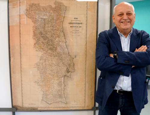 Entrevista a Nuno Marques da Costa, coordenador do projeto COMPRI_MOv