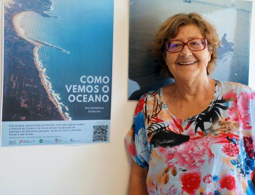 Entrevista a Ana Ramos Pereira, coordenadora do projeto How we see the Ocean: an interactive experience