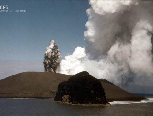 Fototeca do CEG apoia ciclo de exposições dedicado a Raquel Soeiro de Brito e à erupção do Vulcão dos Capelinhos (Ilha do Faial, Açores)